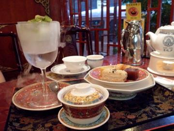 京兆尹的下午茶