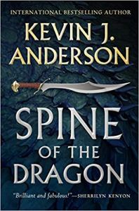 spine of the dragon cover