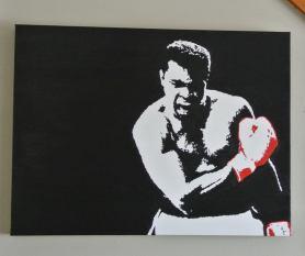 18 x 24 Muhammad Ali
