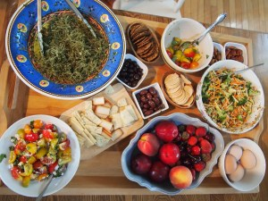 Weekend Entertainment – Gluten-Free & Dairy-Free or not – Lunch Menu #2