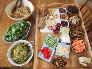 Weekend Entertainment – Gluten-Free & Dairy-Free or not – Lunch Menu #3