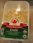 Enoki Mushroons