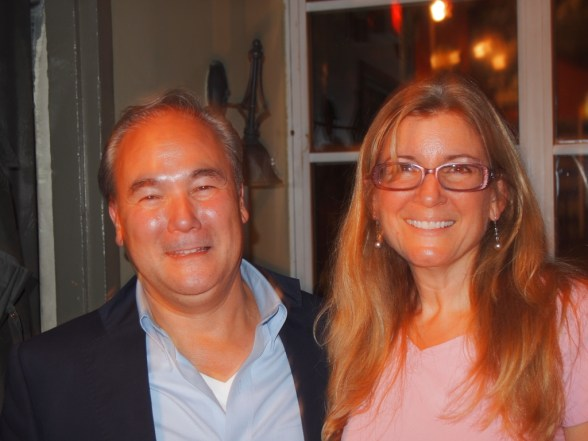 William Davis MD Author of Wheat Belly with Jo-Ann Blondin Holistic Nutritionist - Copyright Jo-Ann Blondin