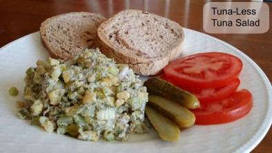 Tune-Less Tuna Salad
