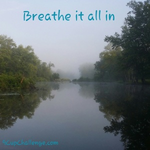 Breathe it all in 9CupChallenge.com