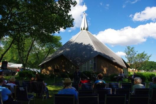 Outdoor Worship
