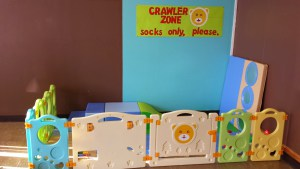 Crawler Zone Nursery Make Over