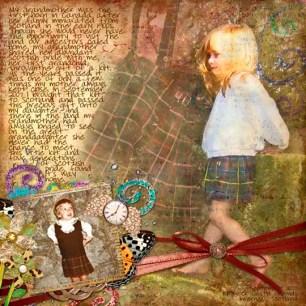 JoanneBriseboisScotlandKilt1