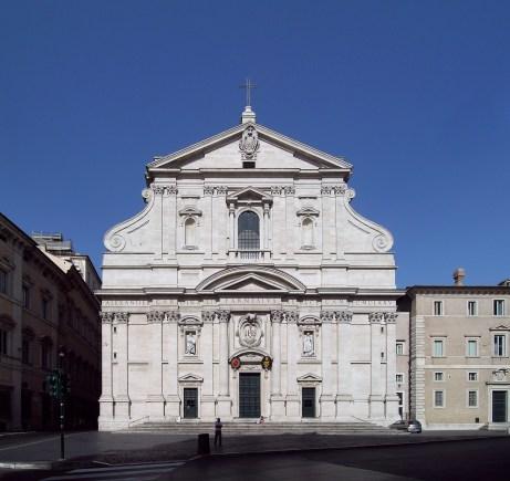 Chiesa_gesu_facade