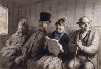 honorc3a9_daumier_-_the_first_class_carriage_-_walters_371225
