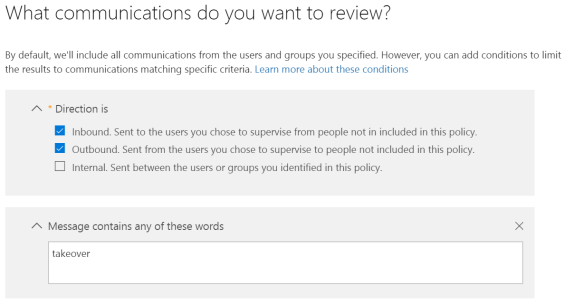 What do you want to review
