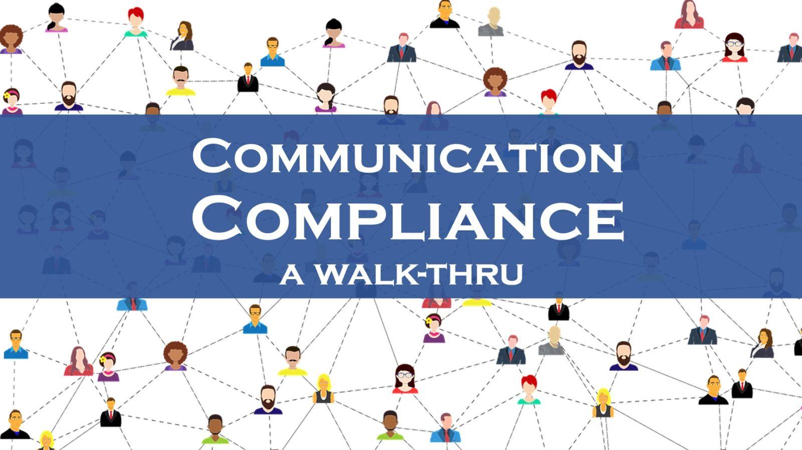 nguoidentubinhduong Communication Compliance