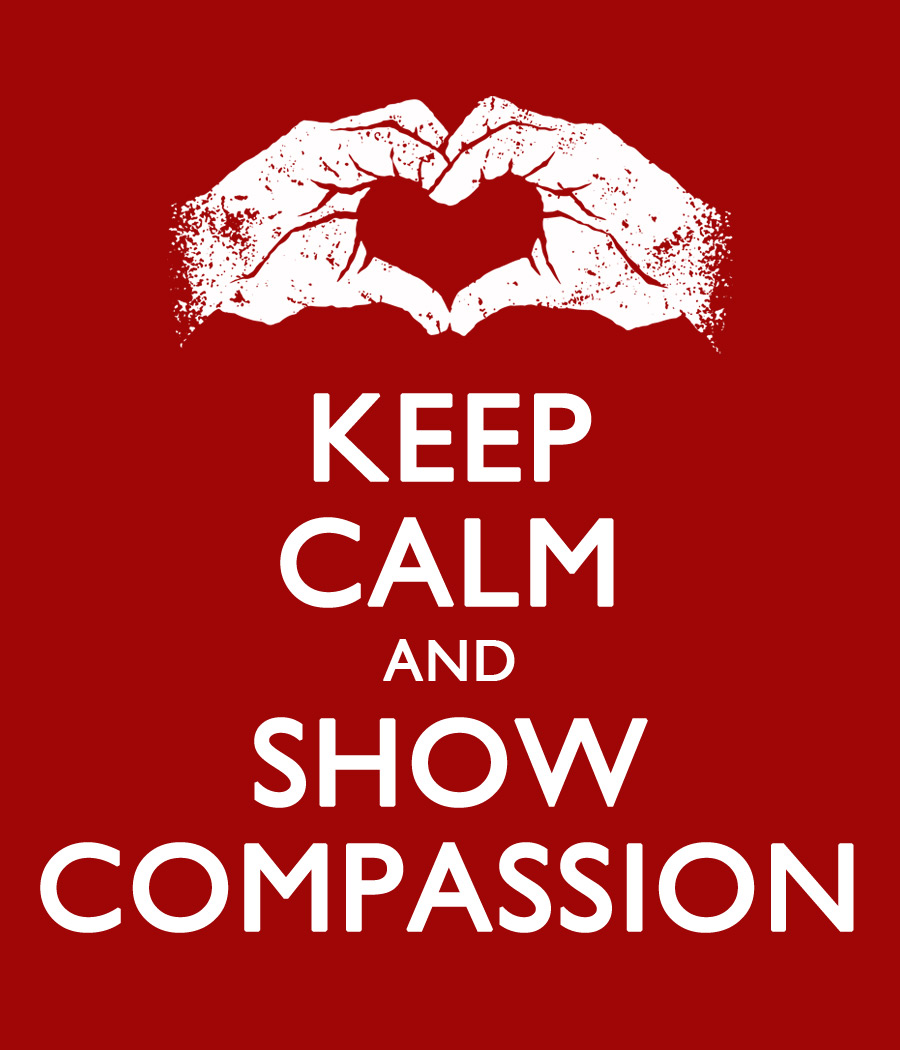 KeepCalmCompassion