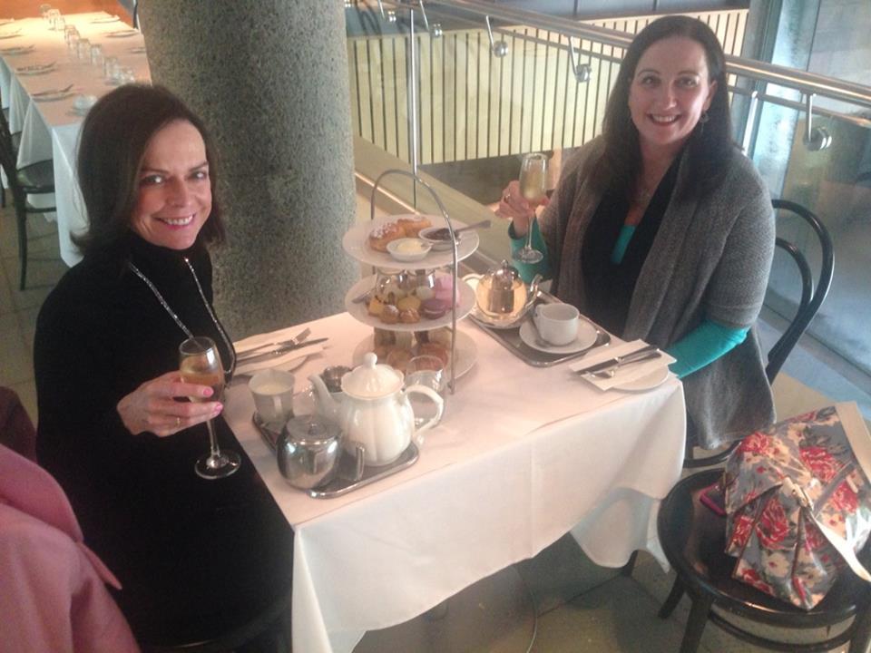 High Tea with Melanie Milburne