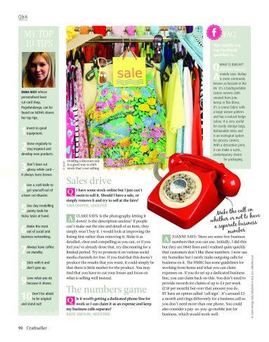 craftseller dedicated phoneline