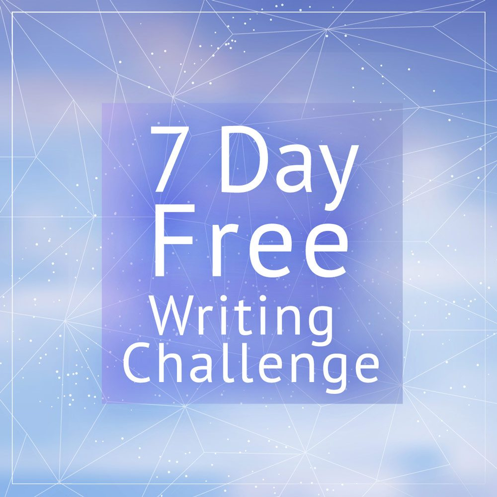 The 7 Day Writing Challenge