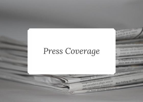 Media career coach Joanne Mallon press coverage