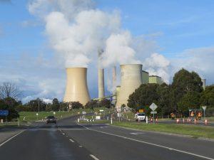 Coal Plants, La Trobe, Yallorn, Victoria, Photo Jo Nova