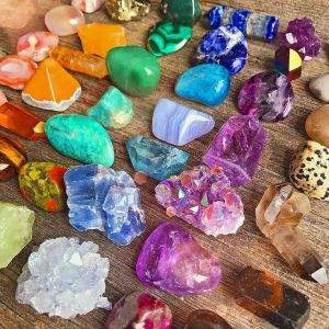 Confidence with crystals