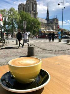 Left Bank, Paris