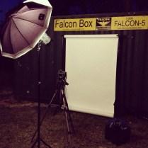 Outside Falcon 5