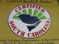 South Carolina Certified Road Side Market Logo