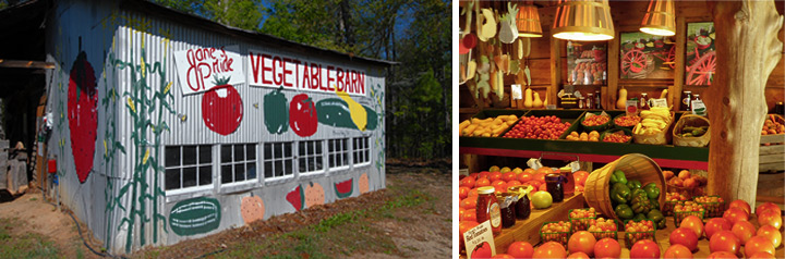 Isley Farms store front