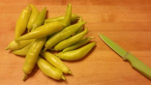 banana pepper 3.