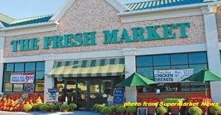 Front Marquee of The Fresh Market