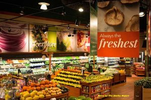 Inside The Fresh Market food store