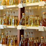 Vinegars at Vom Fass