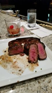 Rick Erwin Eastside New York Strip steak