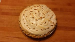 Lemon Meringue Pie/JoAnn's Food Bites