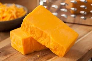 Sharp Cheddar Cheese Block