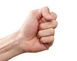 Fist is the portion size for carbs