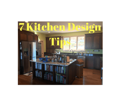 7 Kitchen Design Tips