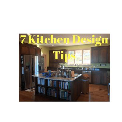 7 Kitchen Design Tips