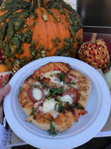Backwoods Bakery Pizza at Highlands Food And Wine Festival