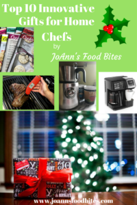 10 Christmas Gifts for a Foodie