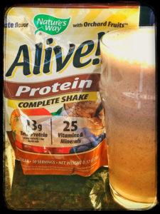 Alive Protein Shake Mix