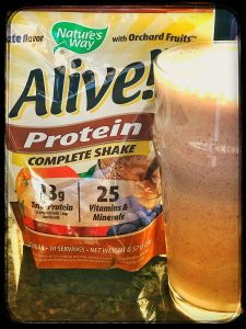 Alive Protein Smoothie
