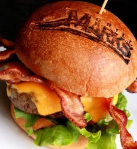 Hamburger Grill Marks