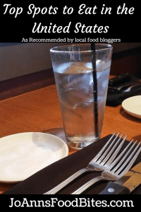 JoAnn's Food Bites Restaurant Reviews