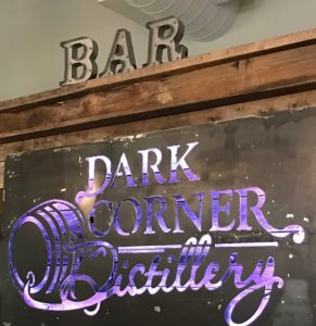 Dark Corner Distillery Greenville, South Carolina