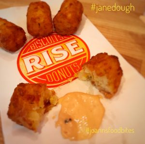 Hash Puppies Rise Biscuits Donuts