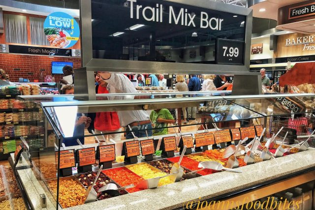 Trail Mix Bar Harris Teeter