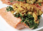 Herb Crusted Salmon from Real Appeal