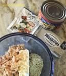 Chicken Cheeseball Ingredients