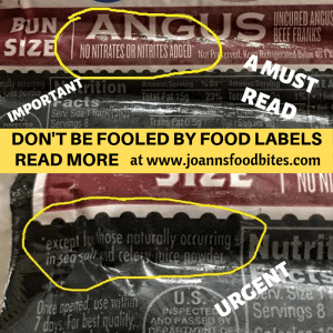 Don't be fooled by food labels on deli meats
