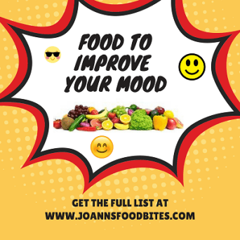 Food to improve your mood
